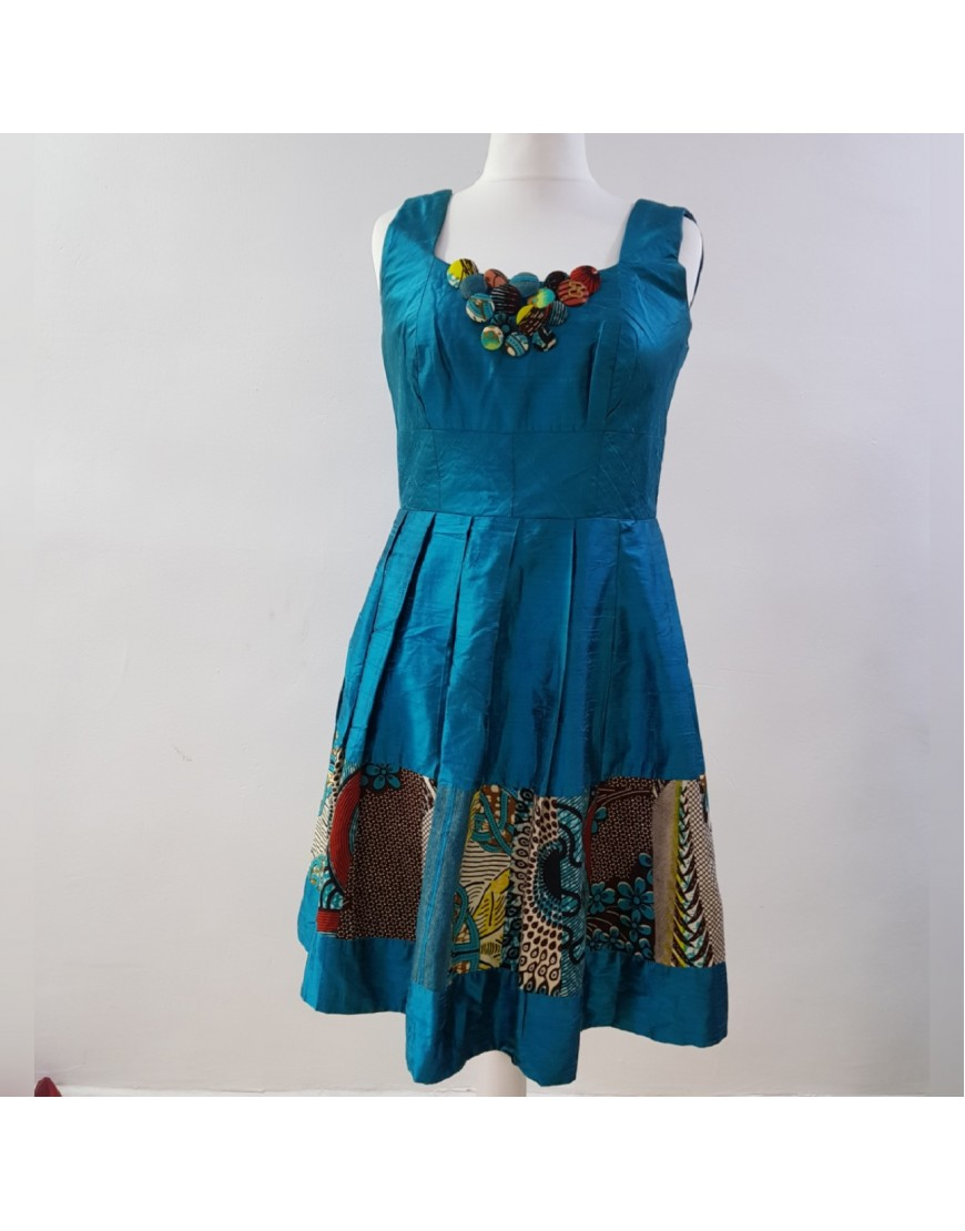 BIJELLY COUTURE MIX DRESS