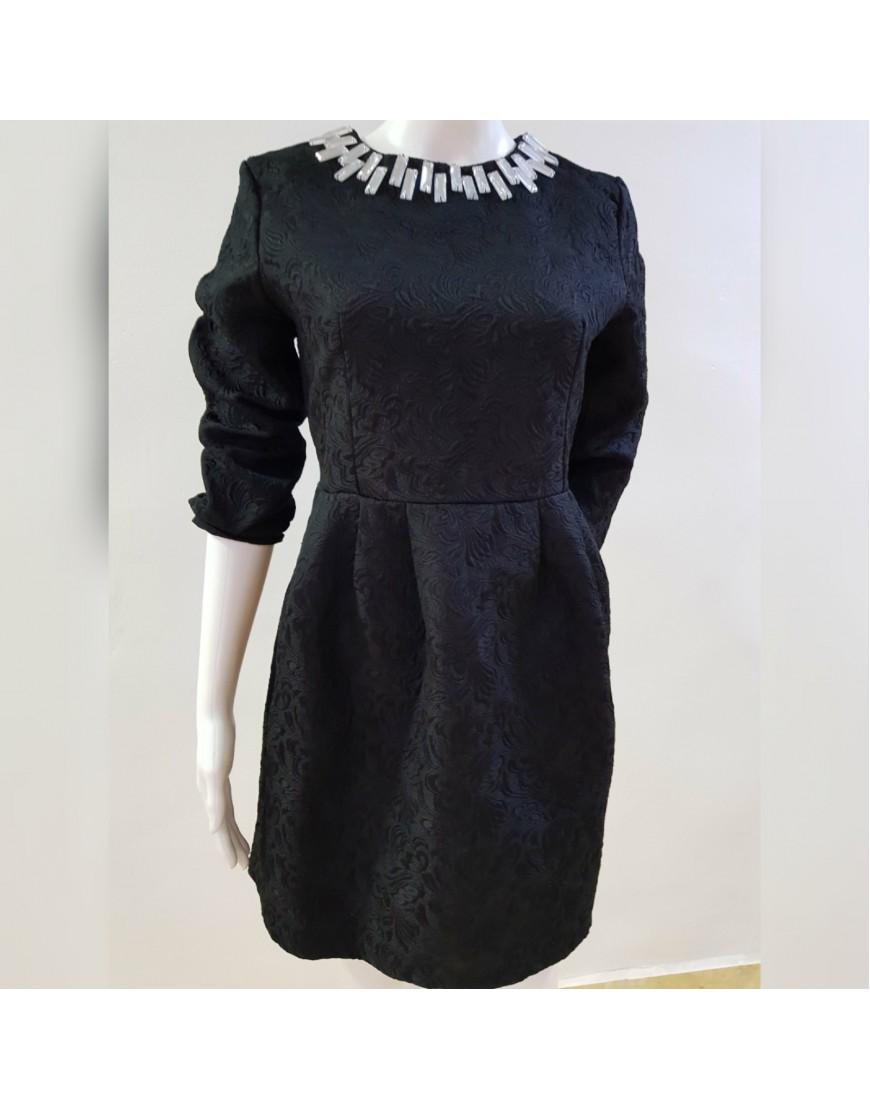 BLACK ZYGFASHION DRESS