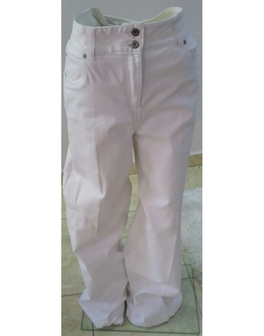 LONG TALL SALLY WHITE JEANS
