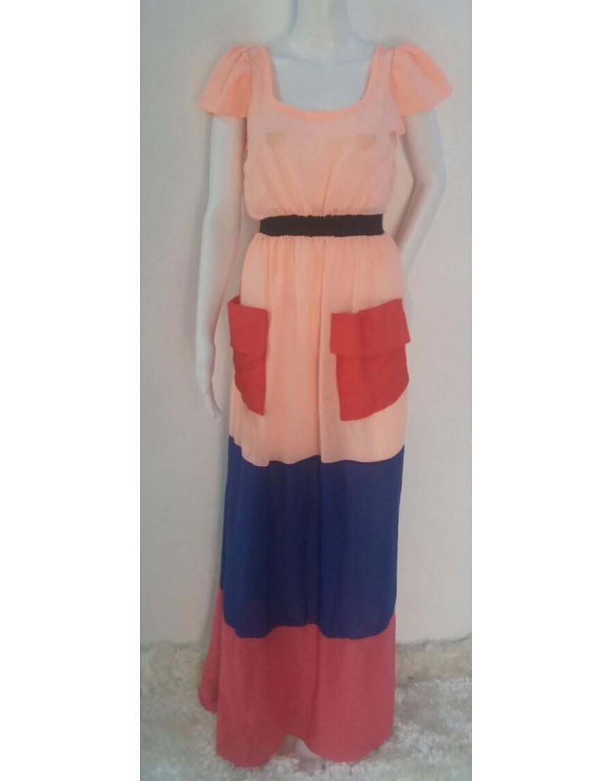 JINI COLLECTION  MAXI DRESS