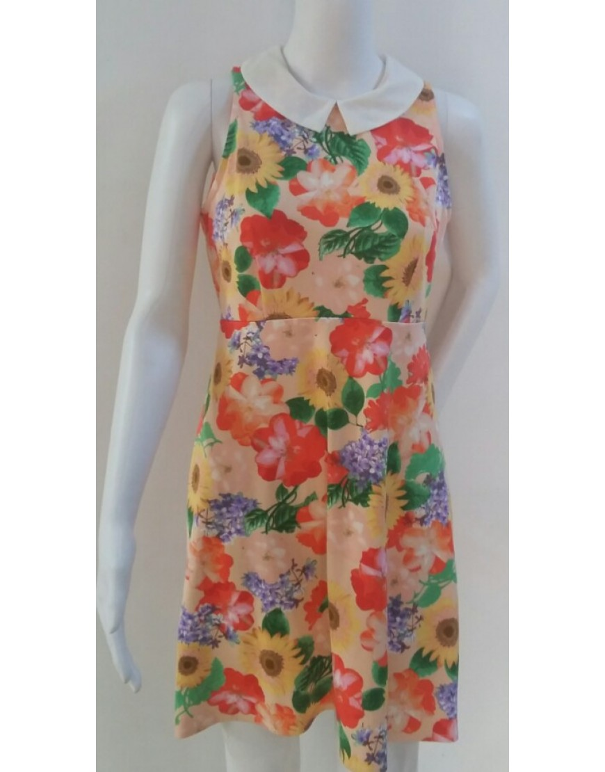 ATMOSPHERE FLORAL DRESS